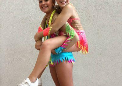 Candice et Maika