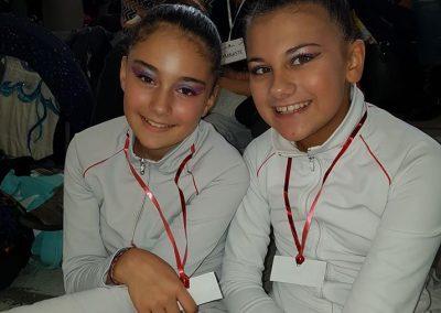 Cléa et Candice