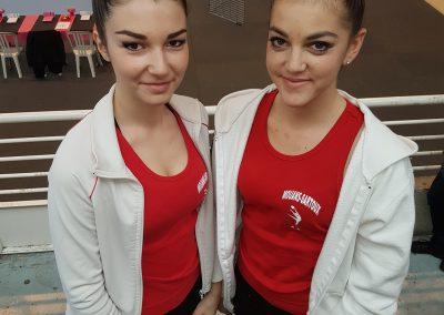 Clara et Laurine