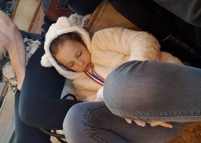 la sieste de Fanny