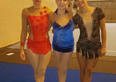 Clémence,Lucie,Eva