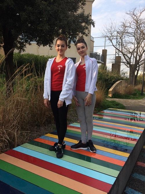 DUO IRC TC (Laurine et Clara)